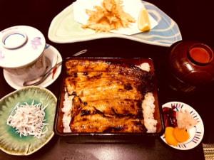 うなぎ御膳 (2)